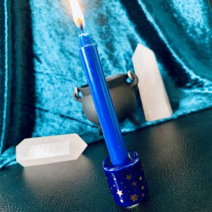 Blue chime candles, Australian witchraft supplies, adelaide witchcraft store, free witchraft spells, tarot readings, witchraft blog, witchcraft shop, witchraft supplies