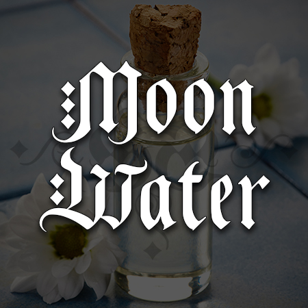 moon water, witchcraft, australian witchcraft, witchcraft blog, witchcraft shop, withcraft store, free witchcraft spells
