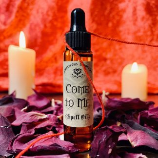 come to me spell oil, adelaide witchcraft store, australian witchcraft supplies, free witchcraft spells, witchcraft blog, adelaide tarot reader, online tarot, spellbox