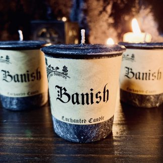 banish spell candle, australian witchcraft supplies, adelaide witchcraft store, free witchcraft spells, witchcraft blog, adelaide tarot reader, online tarot, spellbox, witchcraft shop