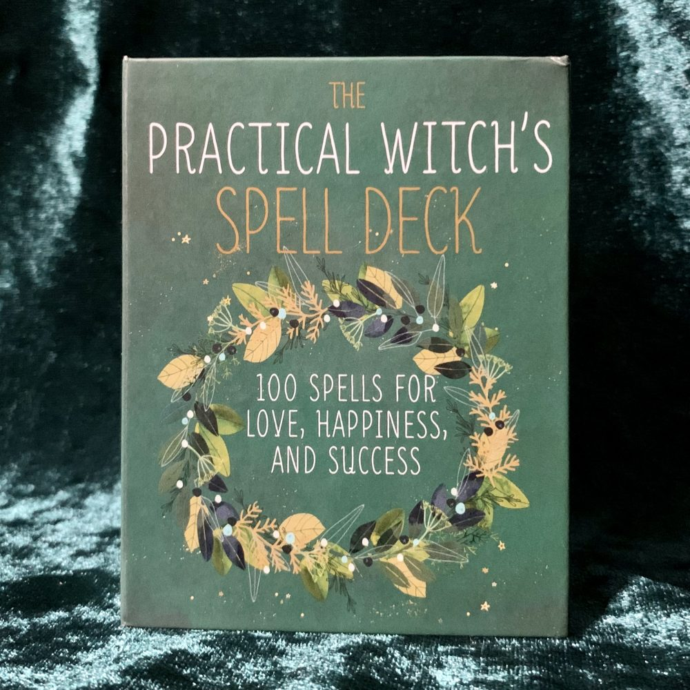 Practical witch's spell deck, australian witchcraft supplies, adelaide witchcraft spell, free witchcraft spells, witchcraft blog, wholesale witchcraft, online tarot, oracle deck