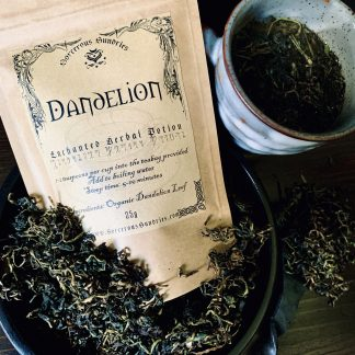 dandelion tea, australian witchcraft supplies, adelaide witchcraft store, free witchcraft spells, witchcraft blog, spellbox, adelaide tarot reader, wholesale witchcraft, witchcraft shop