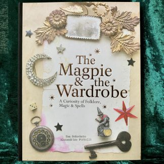 the magpie and the wardrobe, australian witchcraft supplies