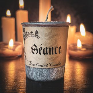 Séance Spell Candle, australian witchcraft supplies, adelaide witchcraft store, candle magic, pagan supplies, witchcraft shop, wholesale witchcraft, psychic reader, tarot readings online, adelaide tarot reader
