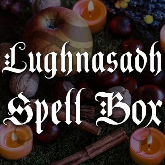 lughnasadh spell box, australian witchcraft, adelaide witchcraft store, witchraft shop, wholesale witchcraft