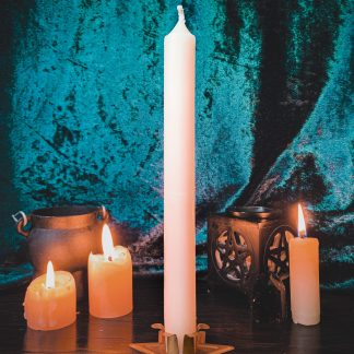 beeswax blended altar taper, adelaide witchcraft store, australian witchcraft supplies, free witchcraft spells, witchcraft blog, spellbox, adelaide tarot reader, online tarot, wholesale witchcraft, witchcraft shop