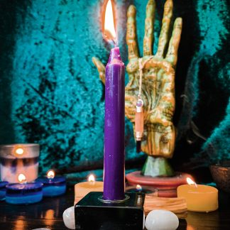 Purple chime candles, Australian witchcraft supplies, adelaide witchcraft store, free witchcraft spells, witchcraft blog, tarot readings, witchcraft shop, witchcraft supplies