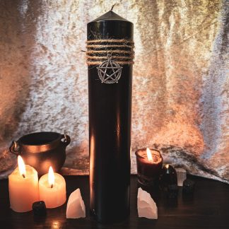 Black altar candle, australian witchcraft supplies, adelaide witchcraft store, free witchcraft spells, witchcraft blog, wholesale witchcraft, adelaide tarot reader, witchcraft shop, pagan supplies, Australian pagan