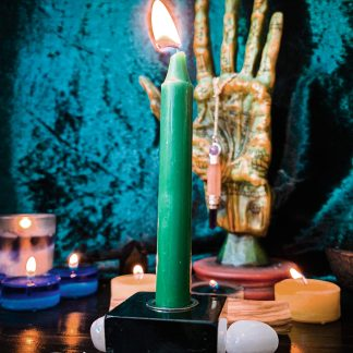 Green chime candles, Australian witchcraft supplies, adelaide witchcraft store, free witchcraft spells, witchcraft blog, tarot readings, witchcraft shop, witchcraft supplies