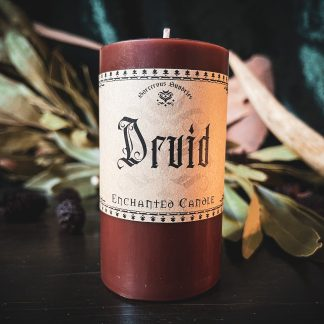 Druid candle, australian witchcraft supplies, adelaide witchcraft store, free witchcraft spells, witchcraft blog, wholesale witchcraft pagan supplies, spell candles, dnd candles, witchcraft shop