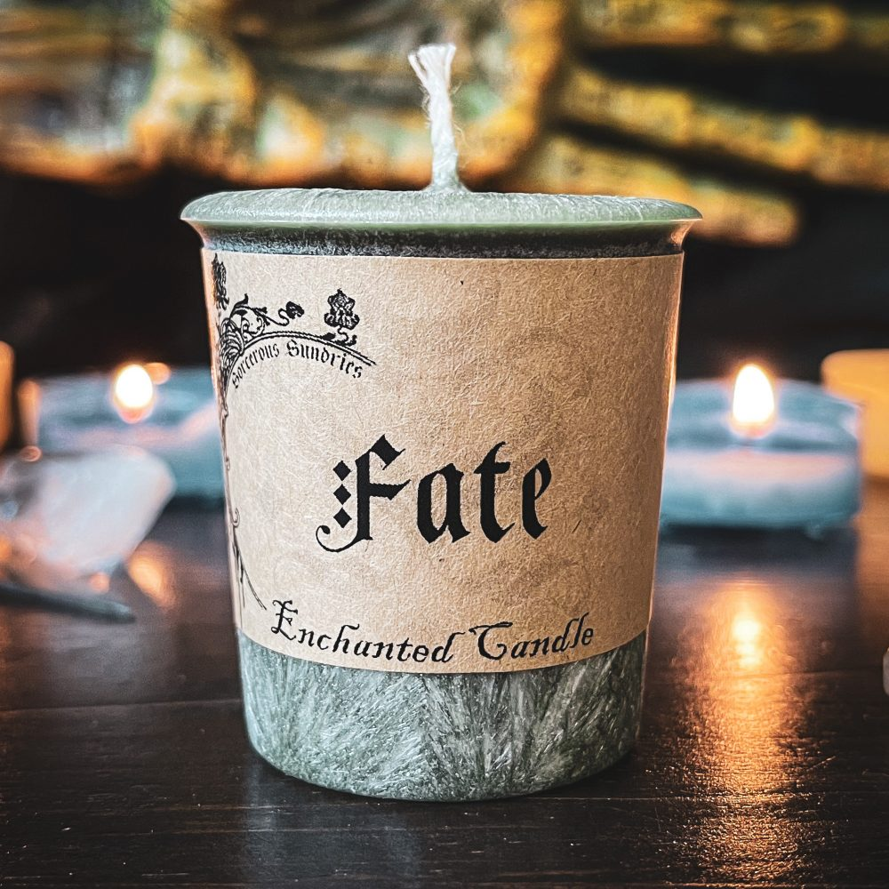 fate spell candle, australian witchcraft supplies, adelaide witchcraft store, pagan supplies, wholesale witchcraft, witchcraft shop, spell candles, australian pagan, adelaide psychic,