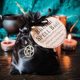 banish spell bag, australian witchcraft supplies, adelaide witchcraft store, witchcraft blog, free witchcraft spells, wholesale witchcraft, spell box, tarot online, adelaide tarot reader