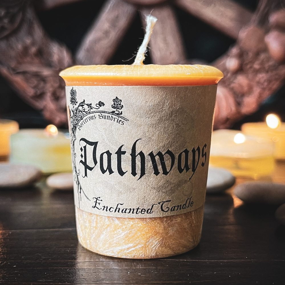 pathways spell candle, australian witchcraft supplies, pagan supplies, adelaide witchcraft store, witchcraft blog, candle magic, healing magic, spoellbox, witchcraft shop, wholesale witchcraft, witchcraft blog, free witchcraft spells