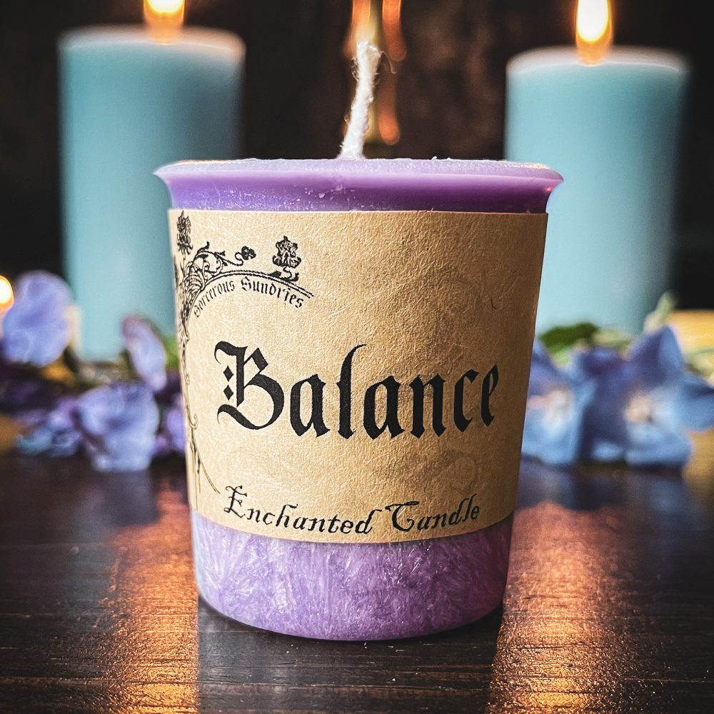 balance spell candle, australian witchcraft supplies, adelaide witchcraft store, pagan supplies, love magic, wholesale witchcraft, adelaide tarot reader, spellbox, candle magic, witchcraft shop