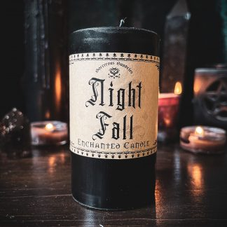 night fall candle, australian witchcraft supplies, adelaide witchcraft store, witchcraft blog, pagan supplies, witchcraft spells, candle magic, adelaide psychic, wholesale witchcraft, witchcraft shop