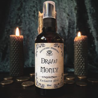 draw money enchanted, australian witchcraft supplies, adelaide witchcraft store, free tarot readings, witchcraft shop, witchcraft blog