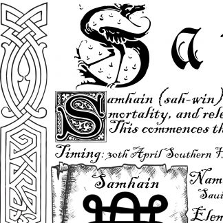 samhain grimoire page, australian witchcraft supplies, adelaide witchcraft store, pagan supplies, australian pagan supplies, samhain australia, witchcraft blog, free witchcraft spells, wholesale witchcraft, witchcraft shop