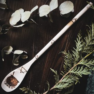 spoon of the witch, adelaide witchcraft store, pagan supplies, witchcraft shop australia