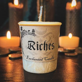 Riches spell candle, australian witchcraft supplies, adelaide witchcraft store, free witchcraft spells, witchcraft blog, adelaide tarot reader, online tarot, witchcraft shop